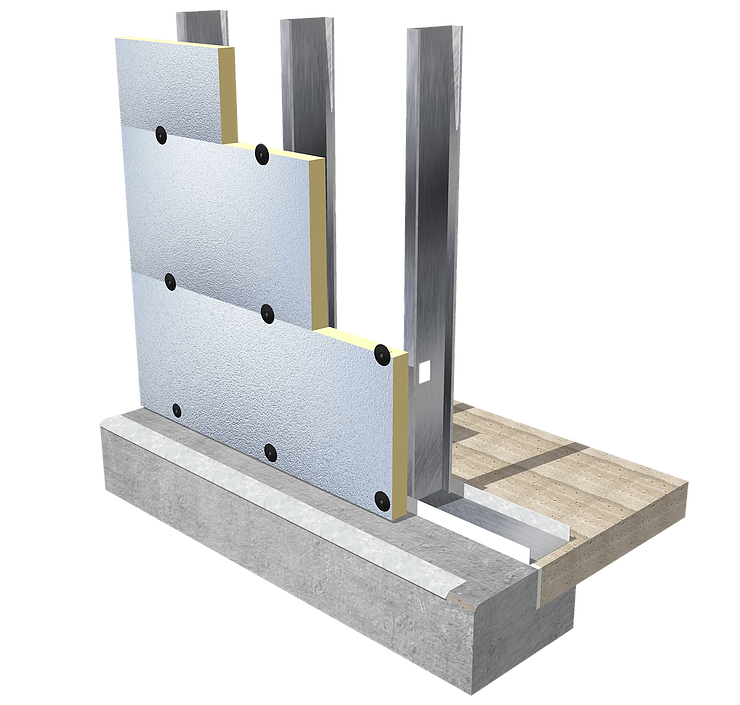 CONTINUOUS RIGID INSULATION